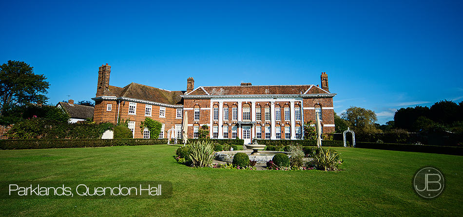 Parklands Quendon Hall - Justin Bailey Photography