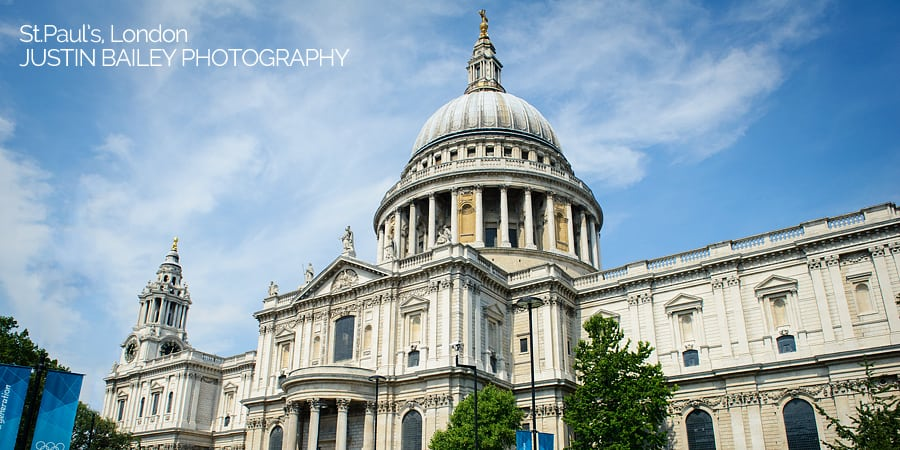 St.Paul's OBE Chapel Justin Bailey Photography