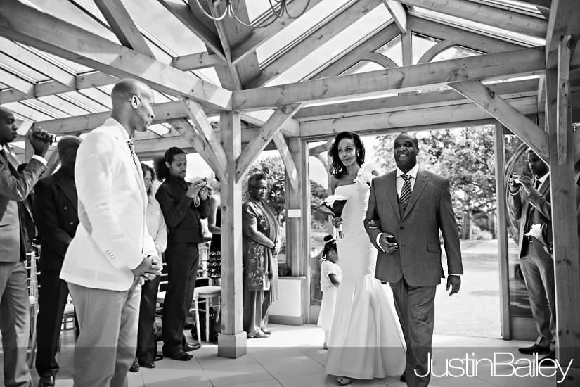 Wedding Photography Gaynes Park KJ 13