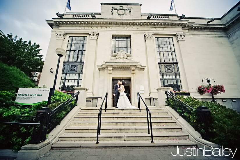 Wedding Photography Islington Town Hall NJ 13