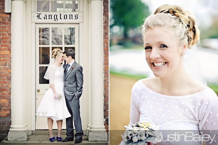 Wedding Photography Langtons House CO 21