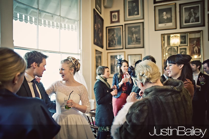 Wedding Photography Langtons House CO 28