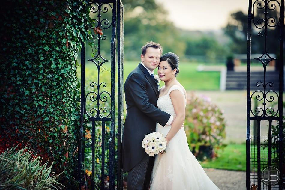 Gaynes Park Wedding Photography CC 38