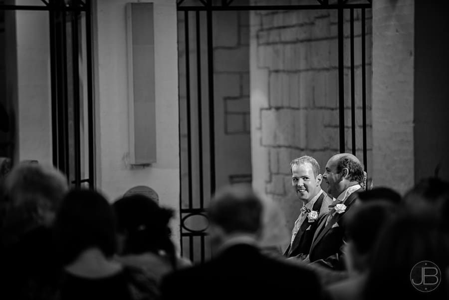 Wedding Photographer London St. Paul's OBE Chapel Justin Bailey Photography EN 5