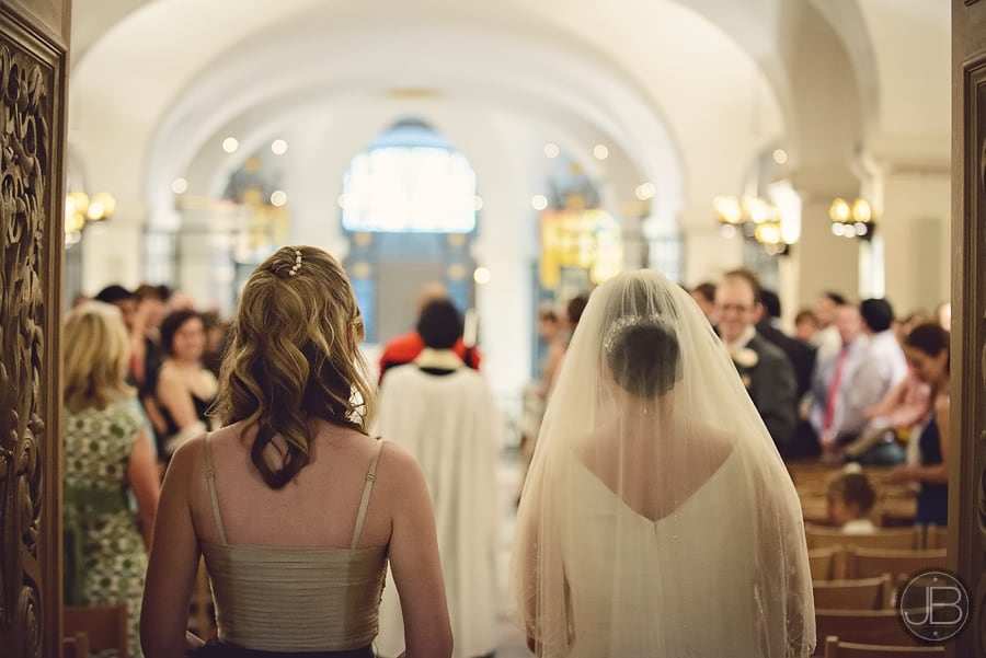 Wedding Photographer London St. Paul's OBE Chapel Justin Bailey Photography EN 9