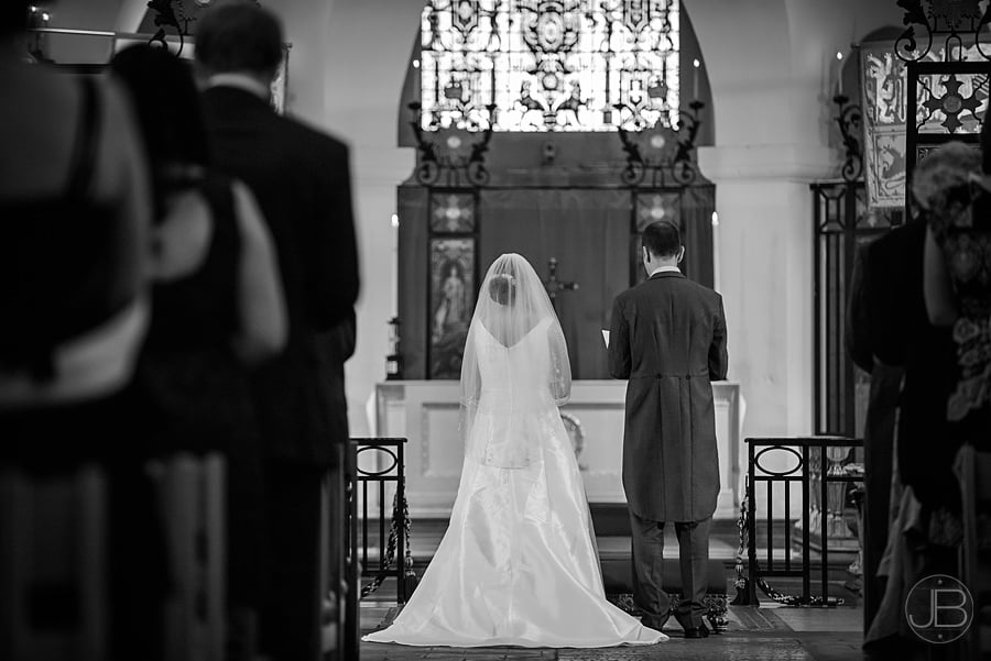 Wedding Photographer London St. Paul's OBE Chapel Justin Bailey Photography EN 10