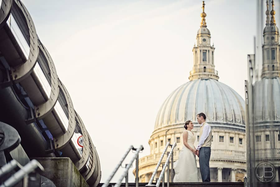 Wedding Photographer London St. Paul's OBE Chapel Justin Bailey Photography EN 22