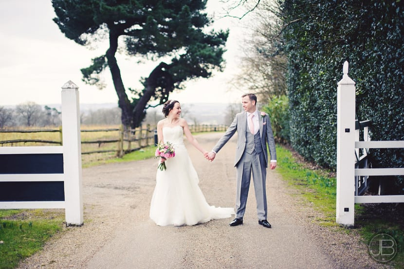 , Wedding Photography Gaynes Park : Tessa and Richard