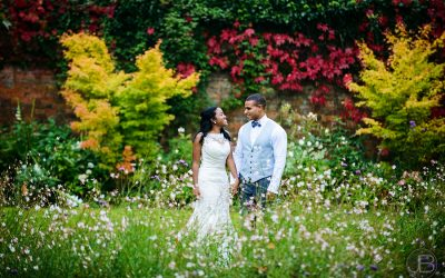 Wedding Photography Gaynes Park : Louise and Darren