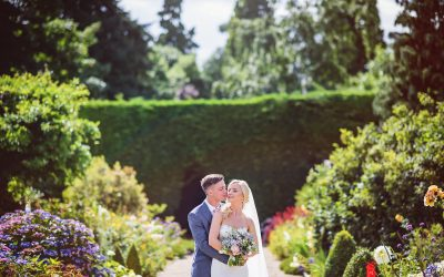Wedding Photographer Gaynes Park : Ciera+Luke