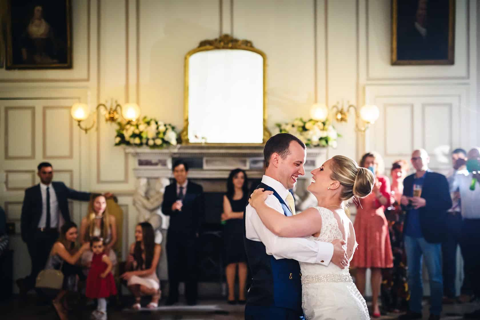, Gosfield Hall : Katie+James
