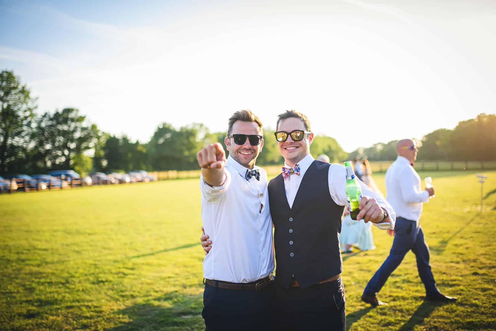 , Garden Marquee Wedding Roxwell : Jennifer + Thomas