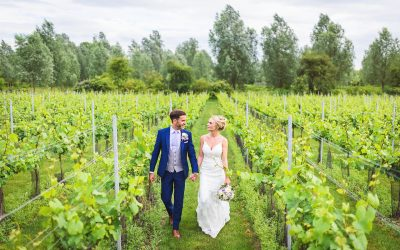 West Street Vineyard Wedding : Hayley+Tom